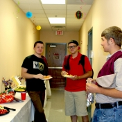 Danville Campus Welcome Back Bash 2015