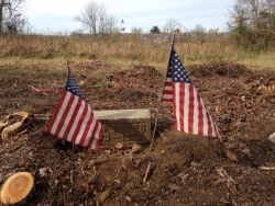 Shelby City African American Cemetery November 2014 Update