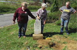 "EKU Danville: Restoration of Historic African American Cemetery Takes ""Giant Leap Forward"""